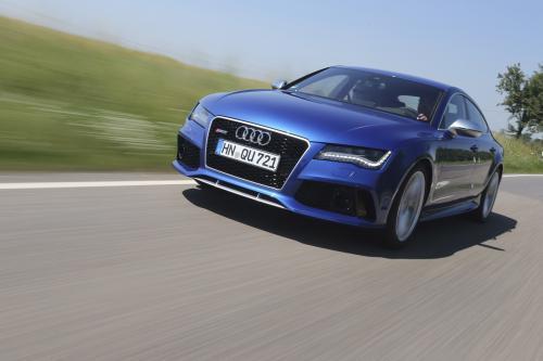 2014 Audi RS7 - US Цена, $104,900 [видео]