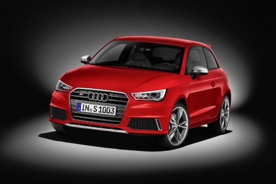 Audi S1 and S1 Sportback