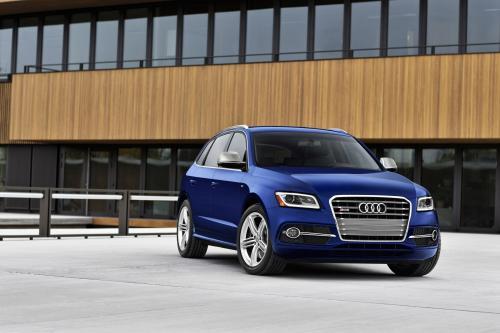 Audi объявляет цены для SQ5 2014 [видео]