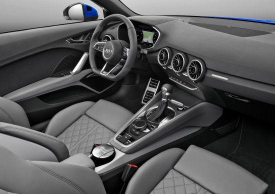 Audi TT and TT Roadster