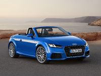 2014 Audi TT and TTS Roadster, 1 of 10