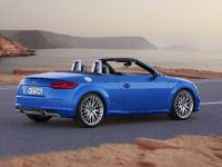 2014 Audi TT and TTS Roadster, 2 of 10