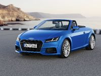 2014 Audi TT and TTS Roadster, 3 of 10