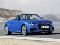 2014 Audi TT and TTS Roadster, 4 of 10
