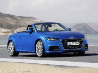 2014 Audi TT and TTS Roadster, 4 of 10