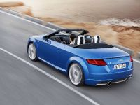 2014 Audi TT and TTS Roadster, 5 of 10