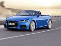 2014 Audi TT and TTS Roadster, 6 of 10