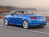 2014 Audi TT and TTS Roadster, 7 of 10
