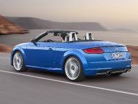 2014 Audi TT and TTS Roadster, 7 of 10