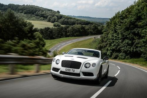 2014 Бентли Континентальный GT3-Р делает мировой дебют