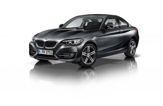 BMW 2-Series Coupe