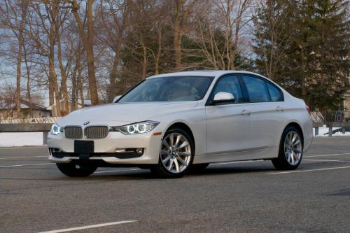 2014 BMW 3-Series F30 328d седан