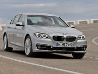 2014 BMW 5 Series Sedan, 3 of 10