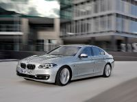 2014 BMW 5 Series Sedan, 4 of 10