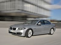 2014 BMW 5 Series Sedan, 5 of 10