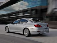 2014 BMW 5 Series Sedan, 8 of 10