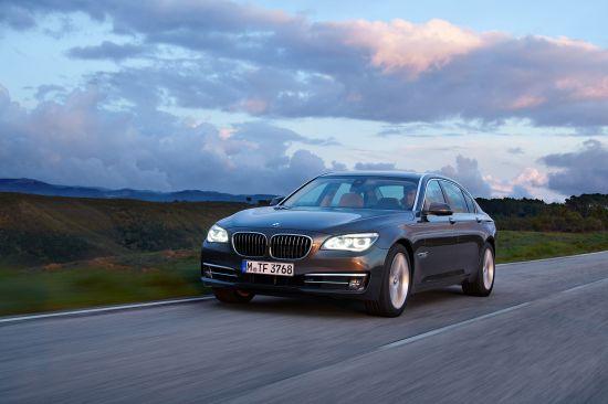 BMW 7 Series Long Wheel Base
