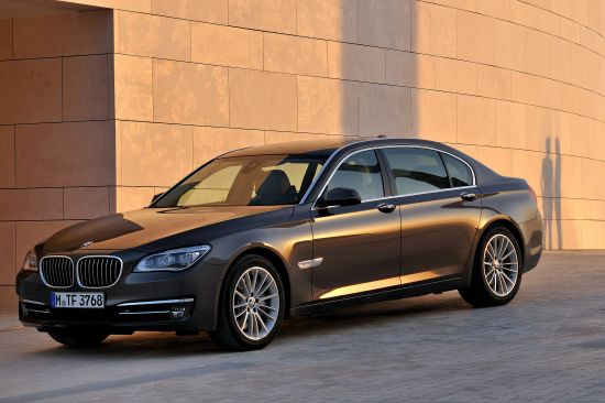 BMW 7 Series Long Wheel Base