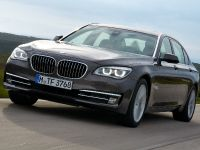 2014 BMW 7 Series Long Wheel Base