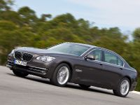 2014 BMW 7 Series Long Wheel Base, 4 of 5