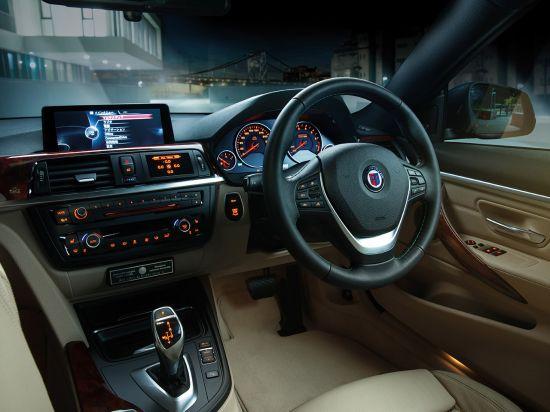 BMW Alpina B4 Bi-Turbo