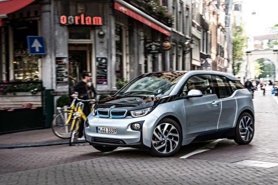 BMW i3 US