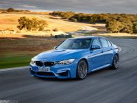 2014 BMW M3 leak, 1 of 14