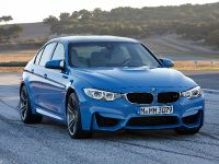 2014 BMW M3 leak, 5 of 14