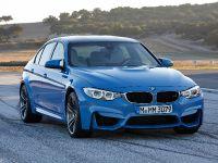 2014 BMW M3 leak, 5 of 14