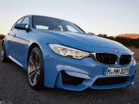 2014 BMW M3 leak, 6 of 14