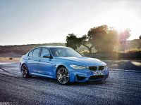 2014 BMW M3 leak, 7 of 14