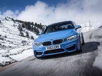 2014 BMW M3 Saloon UK, 3 of 11