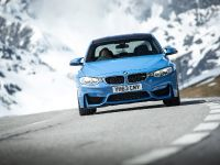 2014 BMW M3 Saloon UK, 4 of 11
