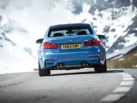 2014 BMW M3 Saloon UK, 5 of 11