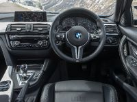 2014 BMW M3 Saloon UK, 8 of 11