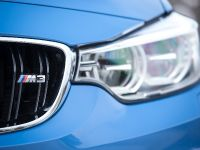 2014 BMW M3 Saloon UK, 9 of 11