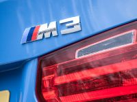 2014 BMW M3 Saloon UK, 10 of 11