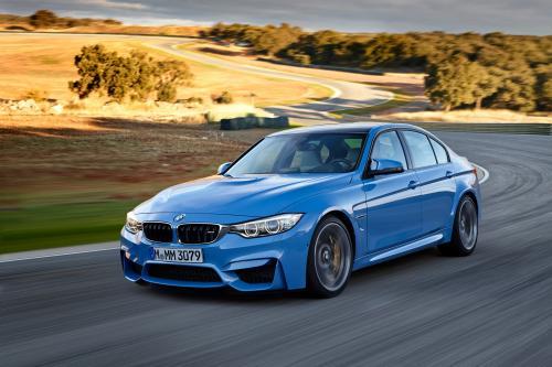 2014 BMW M3 – 18 фотографий в высоком разрешении.