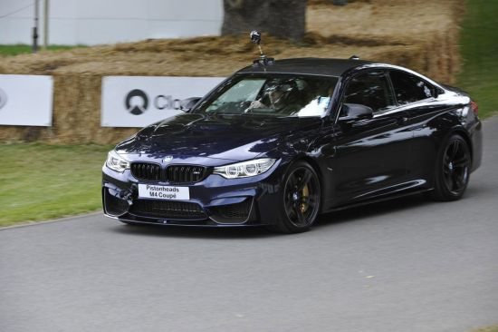 BMW M4 Coupe Individual - Goodwood
