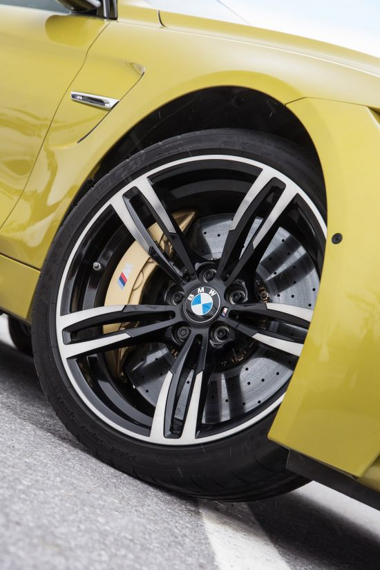 BMW M4 Coupe UK