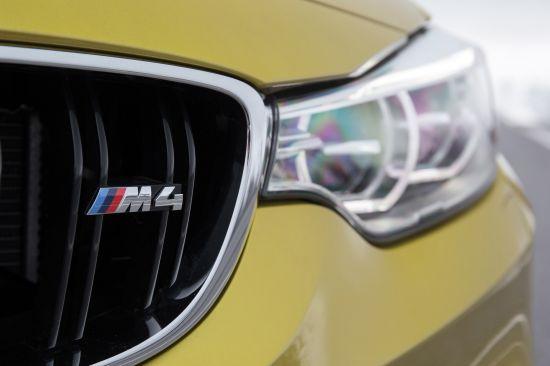 BMW M4 Coupe UK