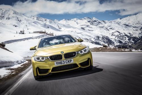 BMW М4 купе – 2014 год