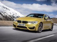 2014 BMW M4 Coupe UK, 7 of 11