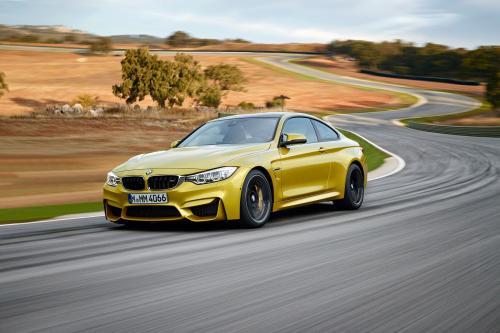 2014 BMW м3 и М4 [утечка изображений]