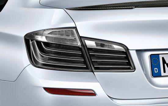 BMW M5 M Performance Accessories