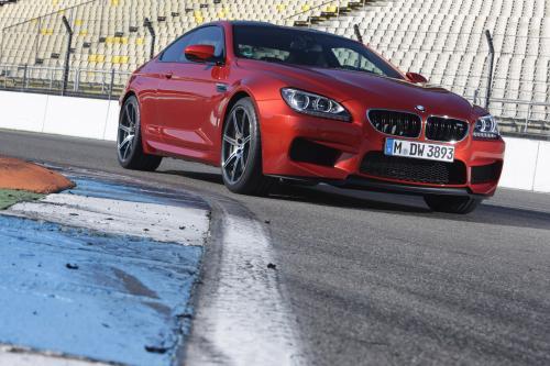 BMW M6 competition package – фотографии автомобиля