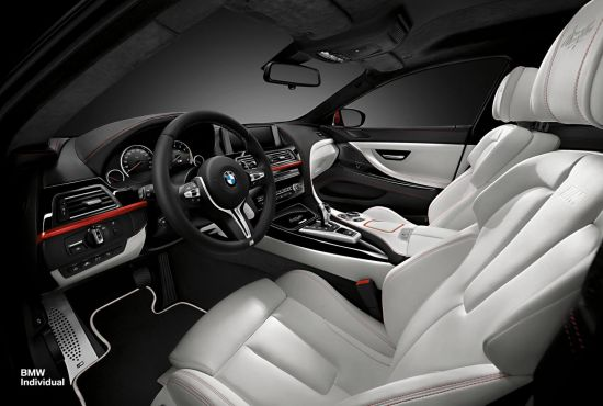 BMW M6 GranCoupe F06 Individual