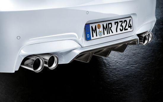 BMW M6 M Performance Accessories