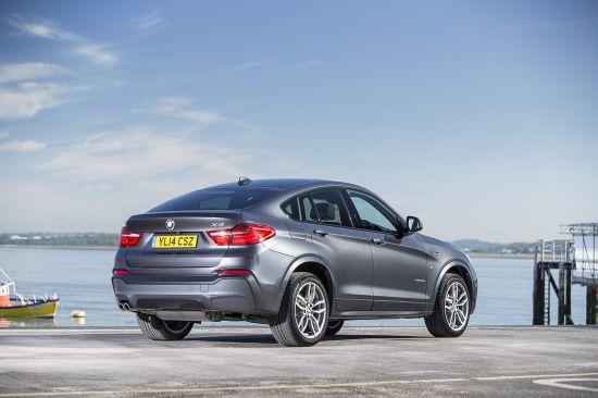BMW X4 F26 UK