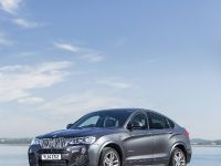 2014 BMW X4 F26 UK, 7 of 8